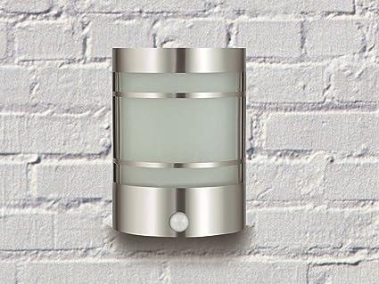 Unterschiedlich Edle IR Wand-Außenleuchte Außenlampe mit Bewegungsmelder aus  JH69