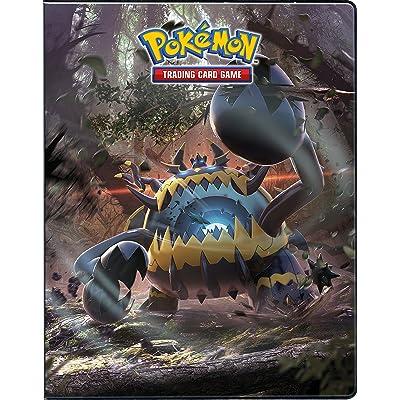 Ultra Pro Pokemon Sun & Moon 4 Crimson Invasion 9-Pocket Portfolio, Multicolor: Toys & Games