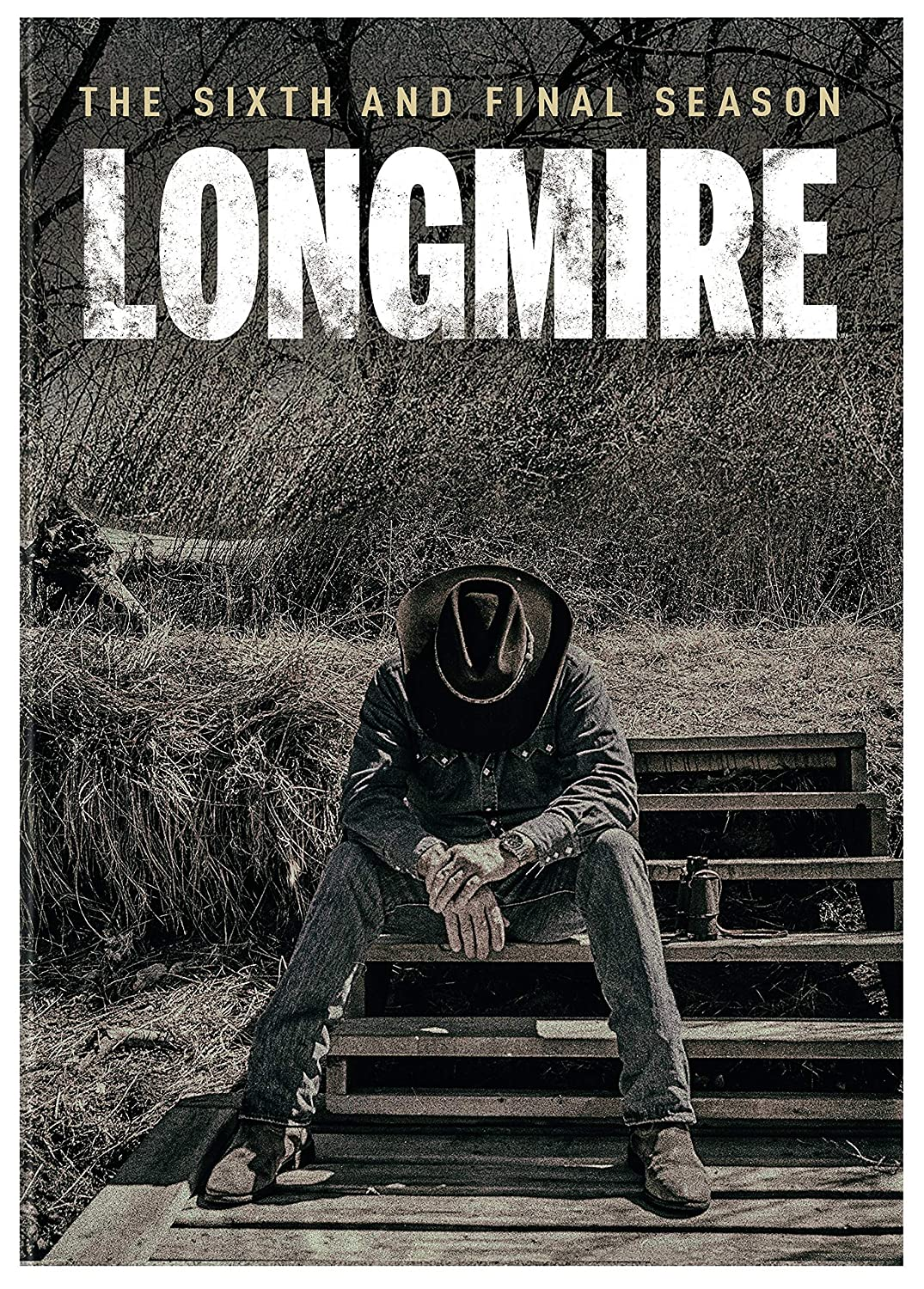 Longmire: Complete Sixth & Final Season 2 Dvd Edizione: Stati Uniti Italia: Amazon.es: Cine y Series TV