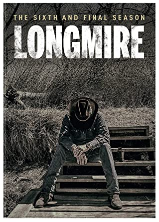 Image result for longmire sixth season dvd