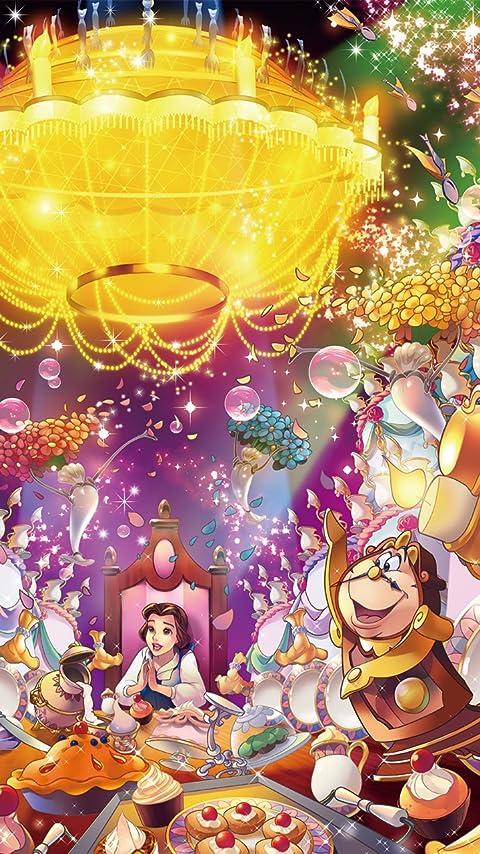 ディズニー ベル,コグスワース XFVGA(480×854)壁紙画像