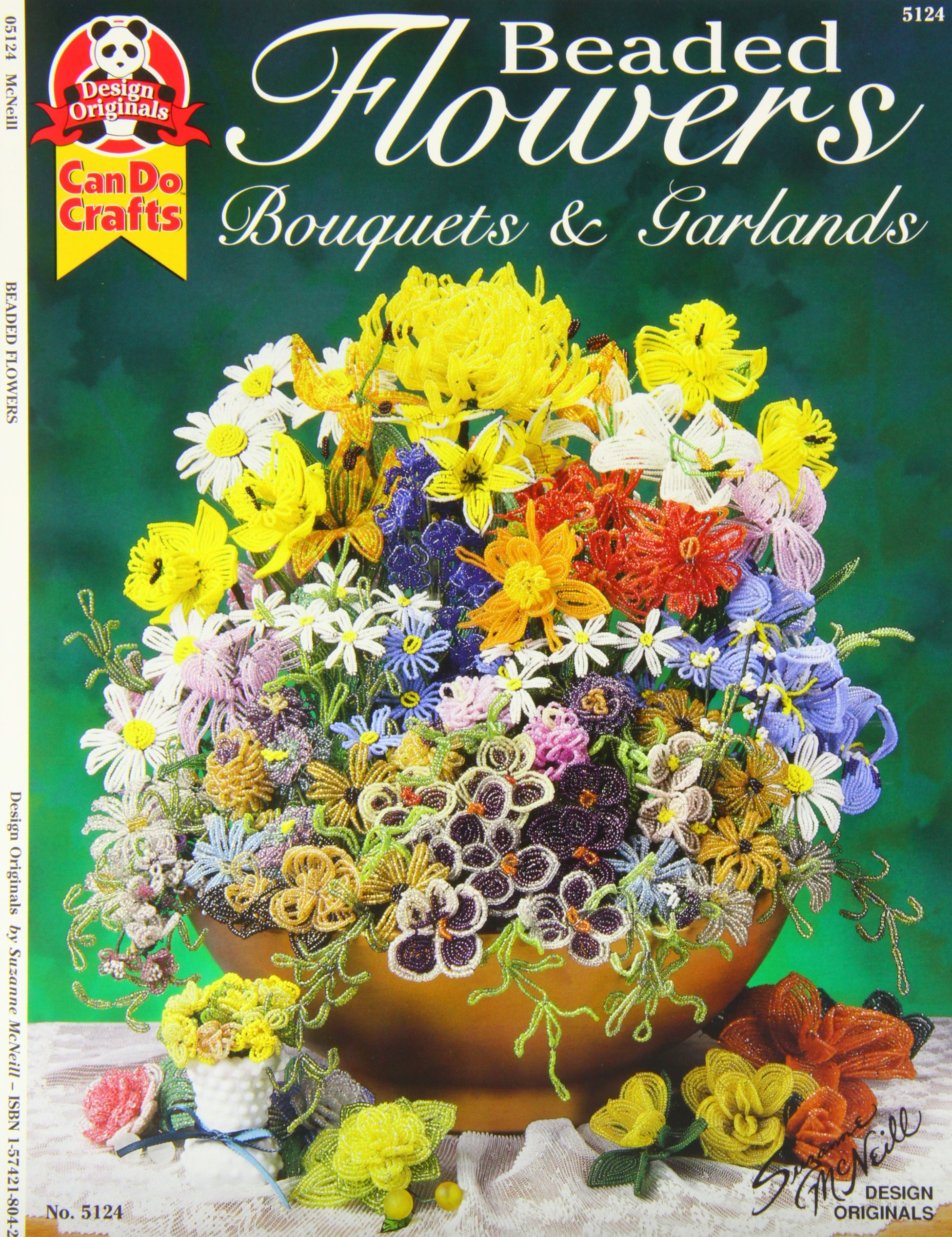 Beaded Flowers, Bouquets, & Garlands: Bouquets and Garlands: Suzanne ...