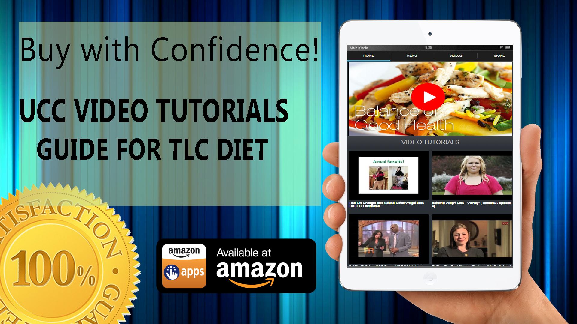 TLC Diet: Eating Plan