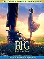 The BFG (Plus Bonus Features)