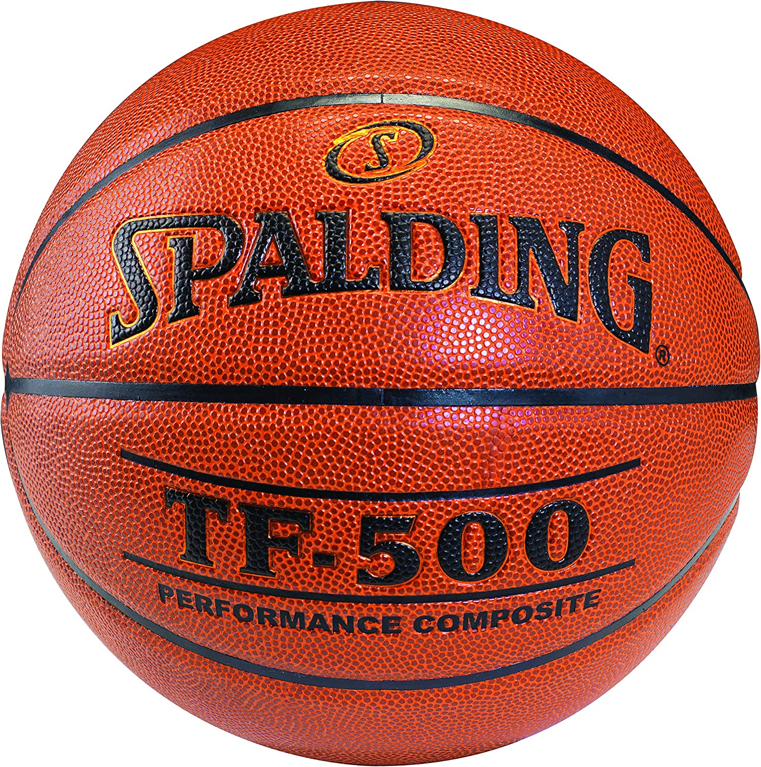 Spalding TF de 500 Indoor/Outdoor – Balón de Baloncesto (Talla 7 ...