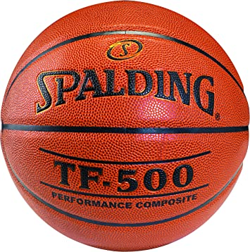 Spalding TF de 500 Indoor/Outdoor – Balón de Baloncesto (Talla 7 ...