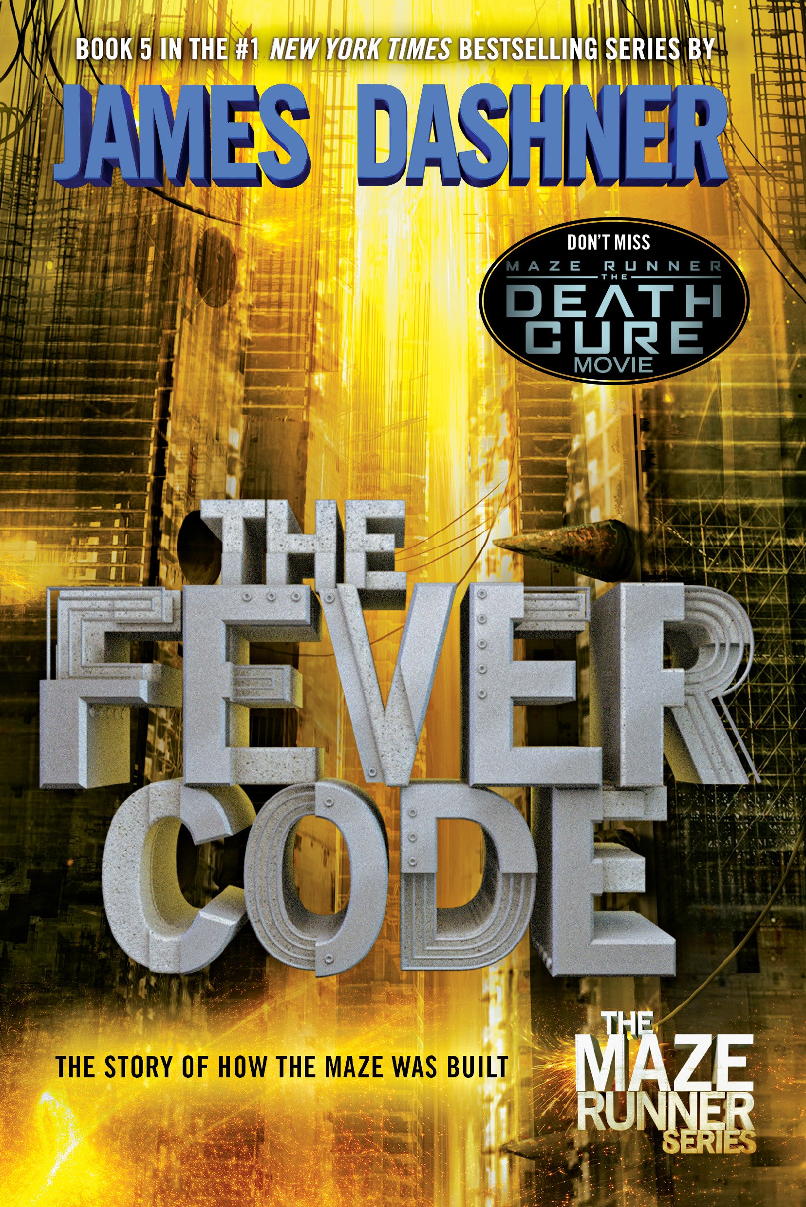Fever Code Maze Runner Prequel product image