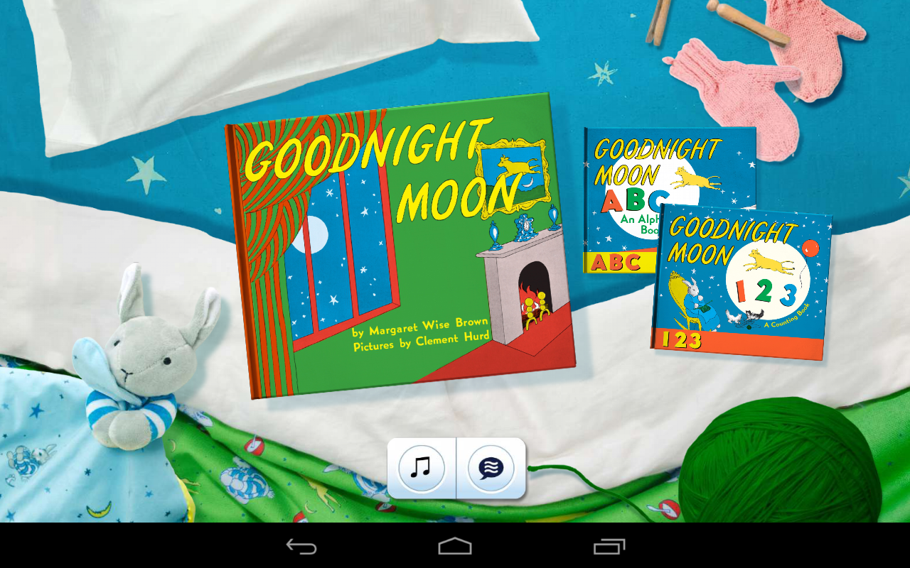 Amazon.com: Goodnight Moon: Appstore for Android
