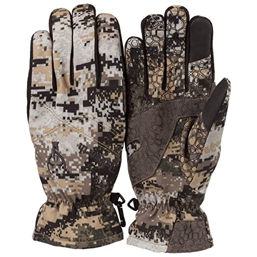 Womens Medium Huntworth Stealth Mid Weight Hunting Pop Top Glove New