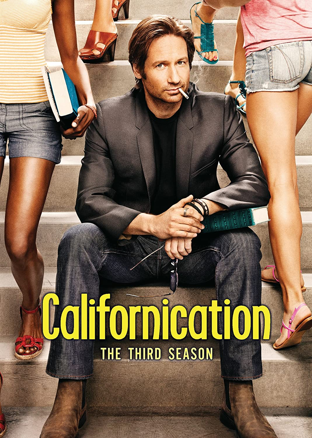Amazon Com Californication Season 3 David Duchovny