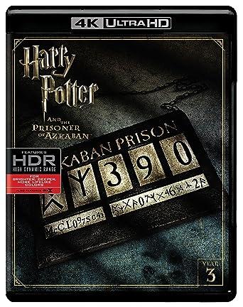 Harry Potter and the Prisoner of Azkaban USA Blu-ray: Amazon.es: Radcliffe, Daniel, Grint, Rupert, Watson, Emma, Gambon, Michael, Oldman, Gary, Thompson, Emma, Coltrane, Robbie, Felton, Tom, Griffiths, Richard, Cuaron, Alfonso, Radcliffe, Daniel,