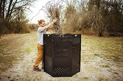Pyro Cage 48″ XXL Incinerator Barrel