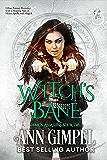 Witch's Bane: Urban Fantasy Romance (Demon Assassins Book 2)