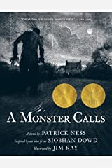 A Monster Calls: Inspired by an idea from Siobhan Dowd Paperback
