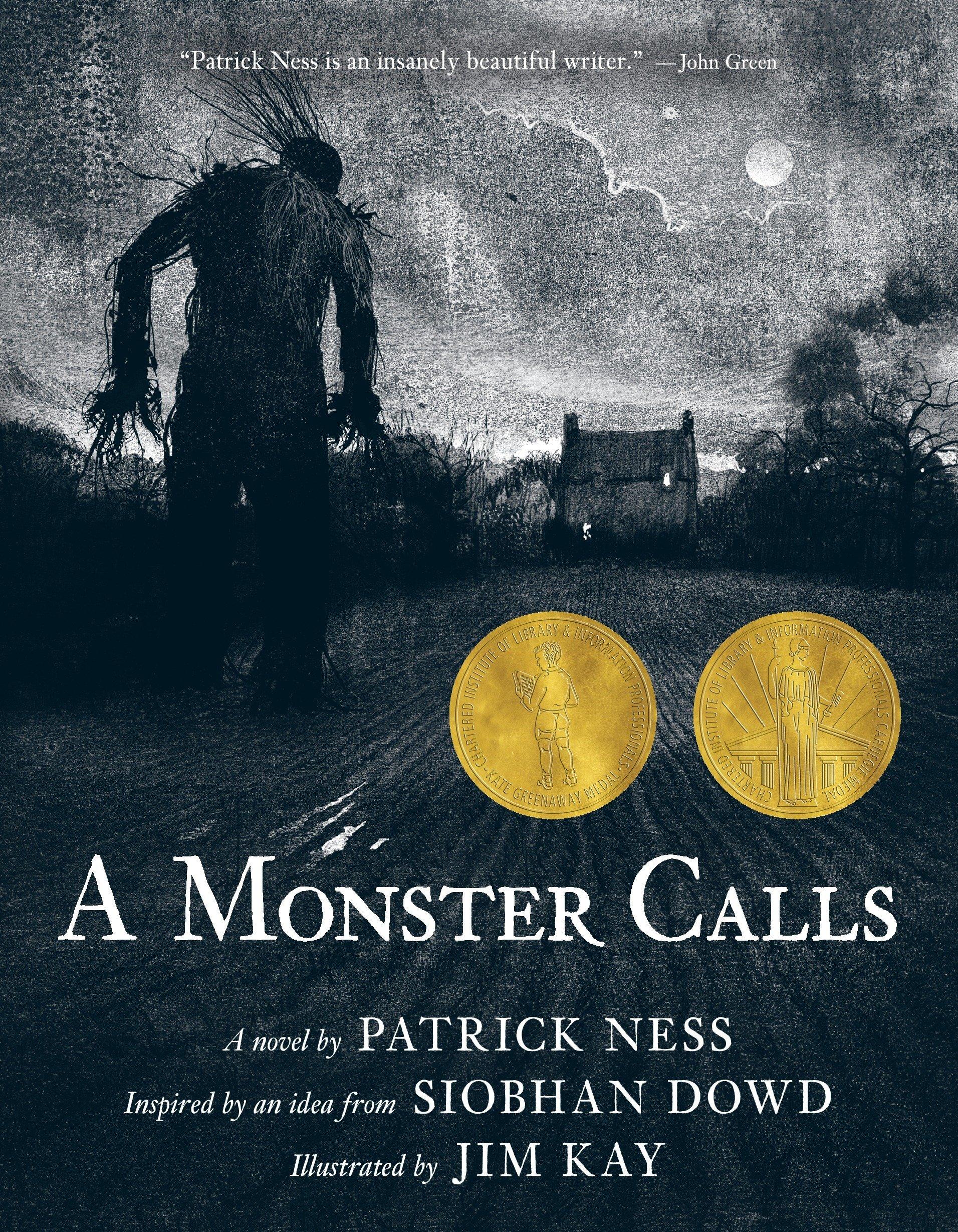 Image result for a monster calls book