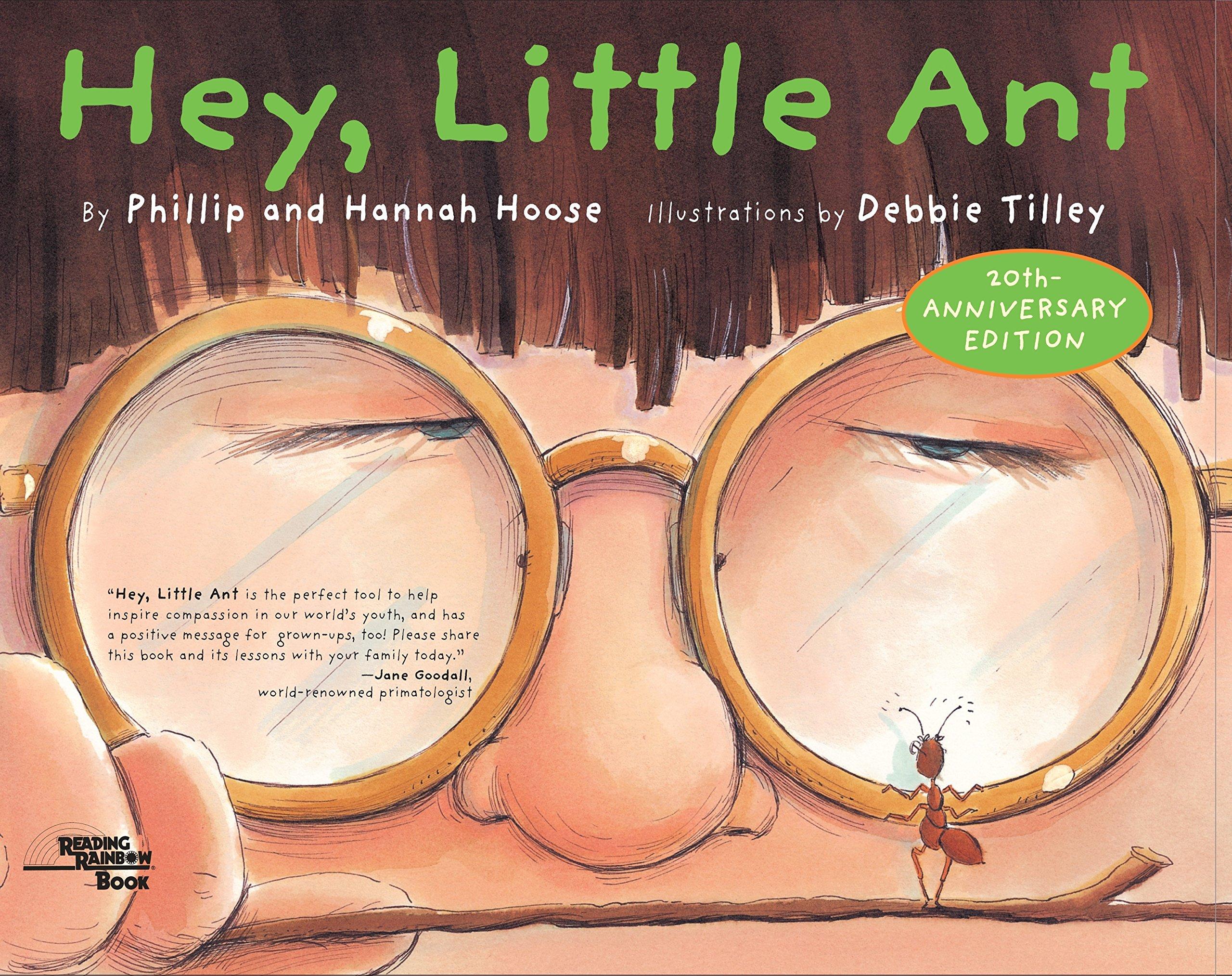 Hey, Little Ant: Phillip M. Hoose, Hannah Hoose, Debbie Tilley ...