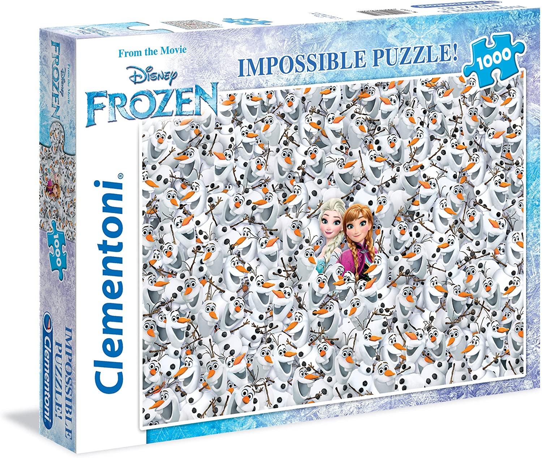 impossible puzzle 1000 pieces