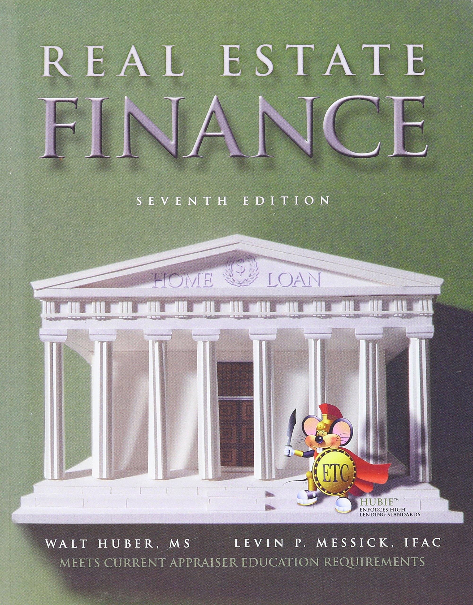 Download Real Estate Finance pdf epub