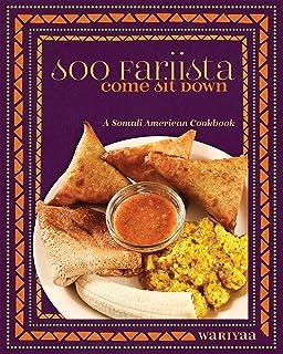 Somali cuisine barlin ali 9781425977061 amazon books soo fariista come sit down a somali american cookbook forumfinder Images