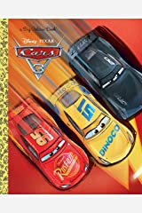 Cars 3 Big Golden Book (Disney/Pixar Cars 3) Hardcover