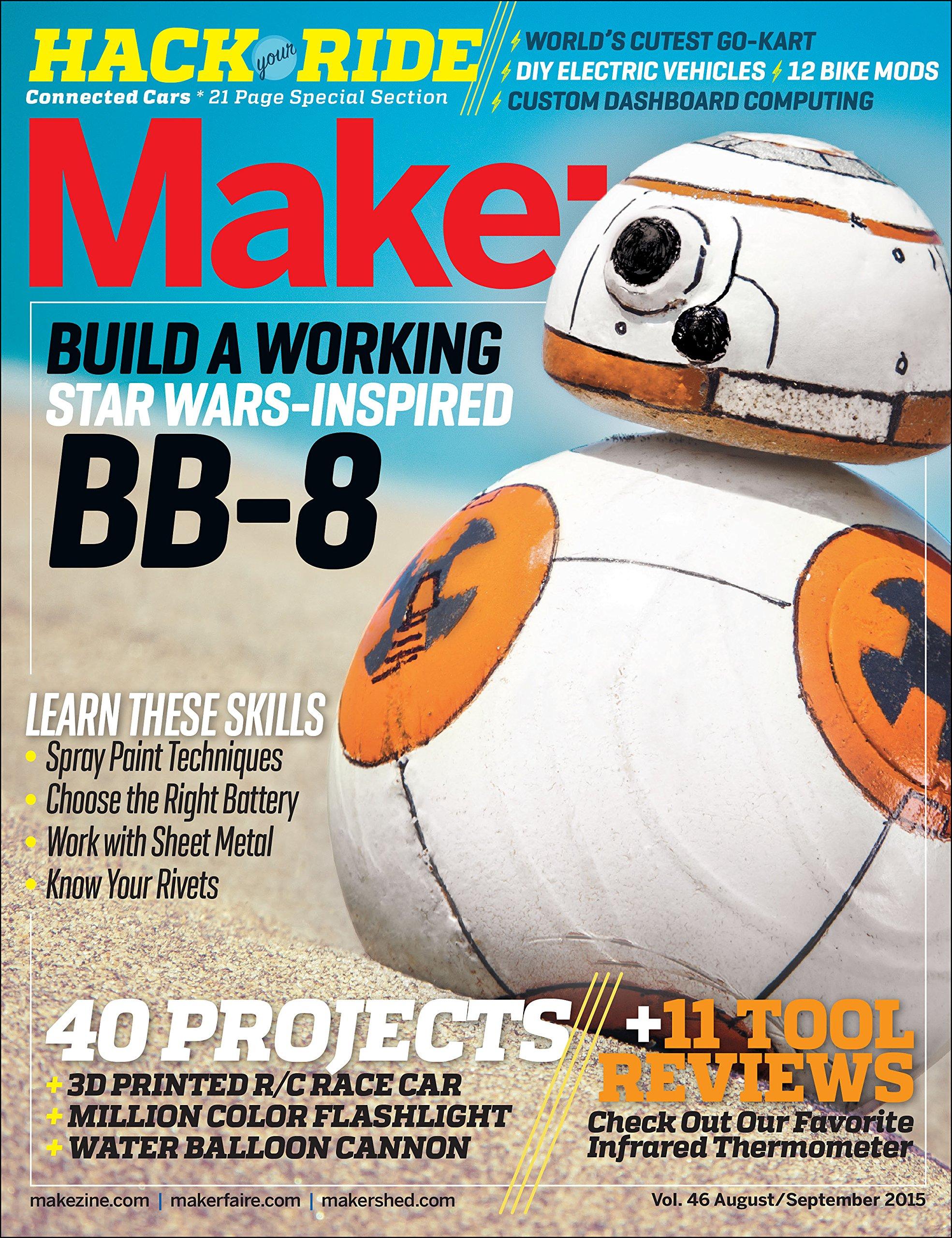 Make: Volume 46: Hack Your Ride