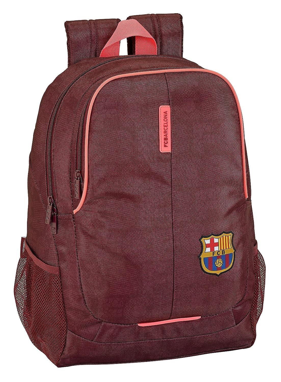 Safta Mochila Escolar F.C. Barcelona 3ª Equip 17/18 Oficial 320x160x440mm: Amazon.es: Equipaje