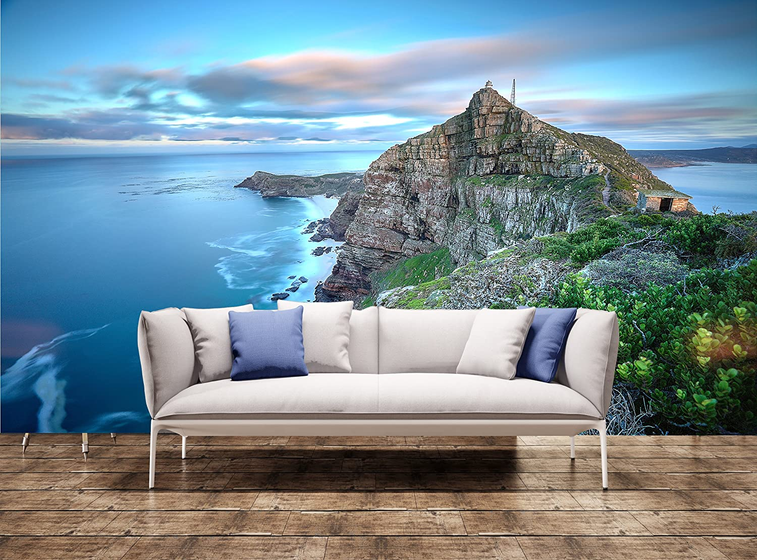 Home Decor Wall Art Cape Point South Africa Home Decor Wall Murals Amazon Com