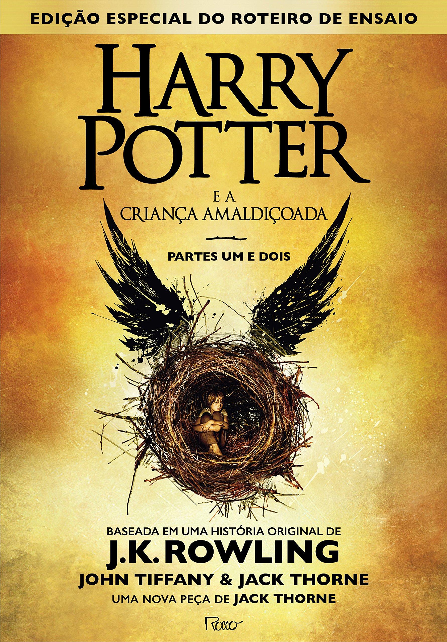 Resenha - Harry Potter e a Criança Amaldiçoada
