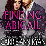 Finding Abigail: Holiday, Montana, Book 4