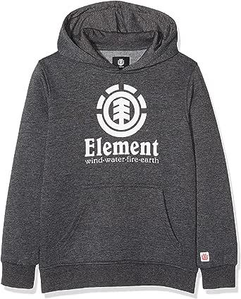 Element Vertical Hood Boy Sudadera con Capucha Niños