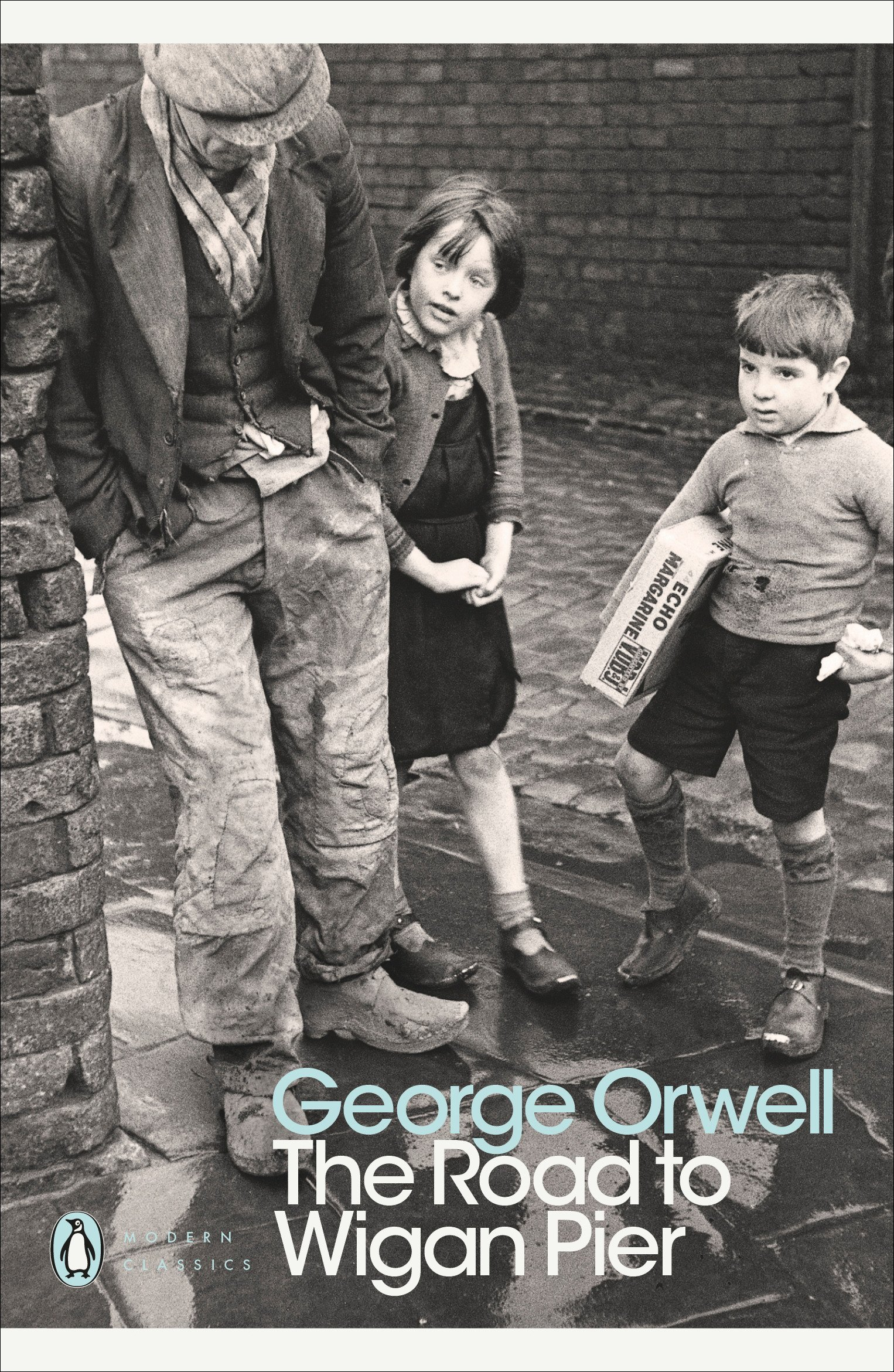 The Road to Wigan Pier (Penguin Modern Classics): Amazon.es ...