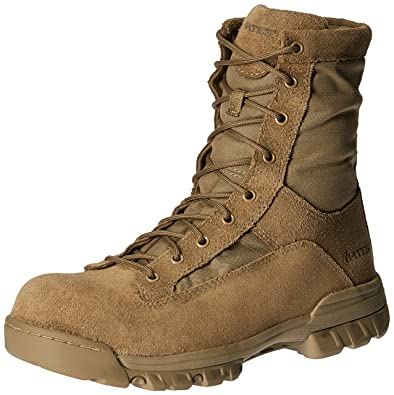 d9d5a002ac7 Bates Men's Ranger Ii Hot Weather Composite Toe Military & Tactical Boot