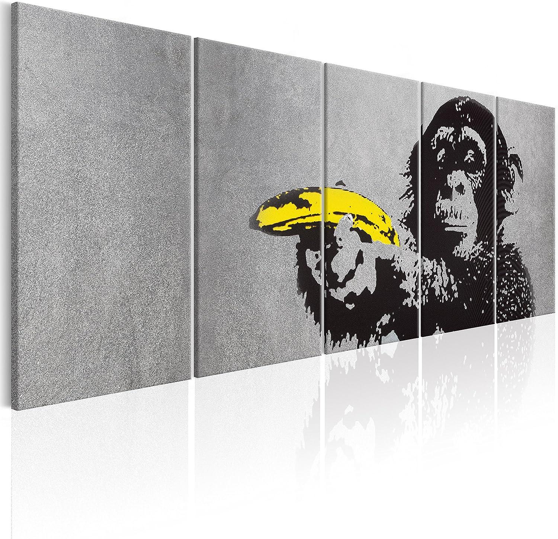 Banksy Queen Affe Schablone Wiederverwendbar Wandkunst Dekor Graffiti