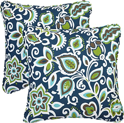 Mozaic Company AZPS4082 Indoor Outdoor Square Pillow