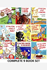 If You Give a Mouse a Cookie Series: 9 Book Set Paperback