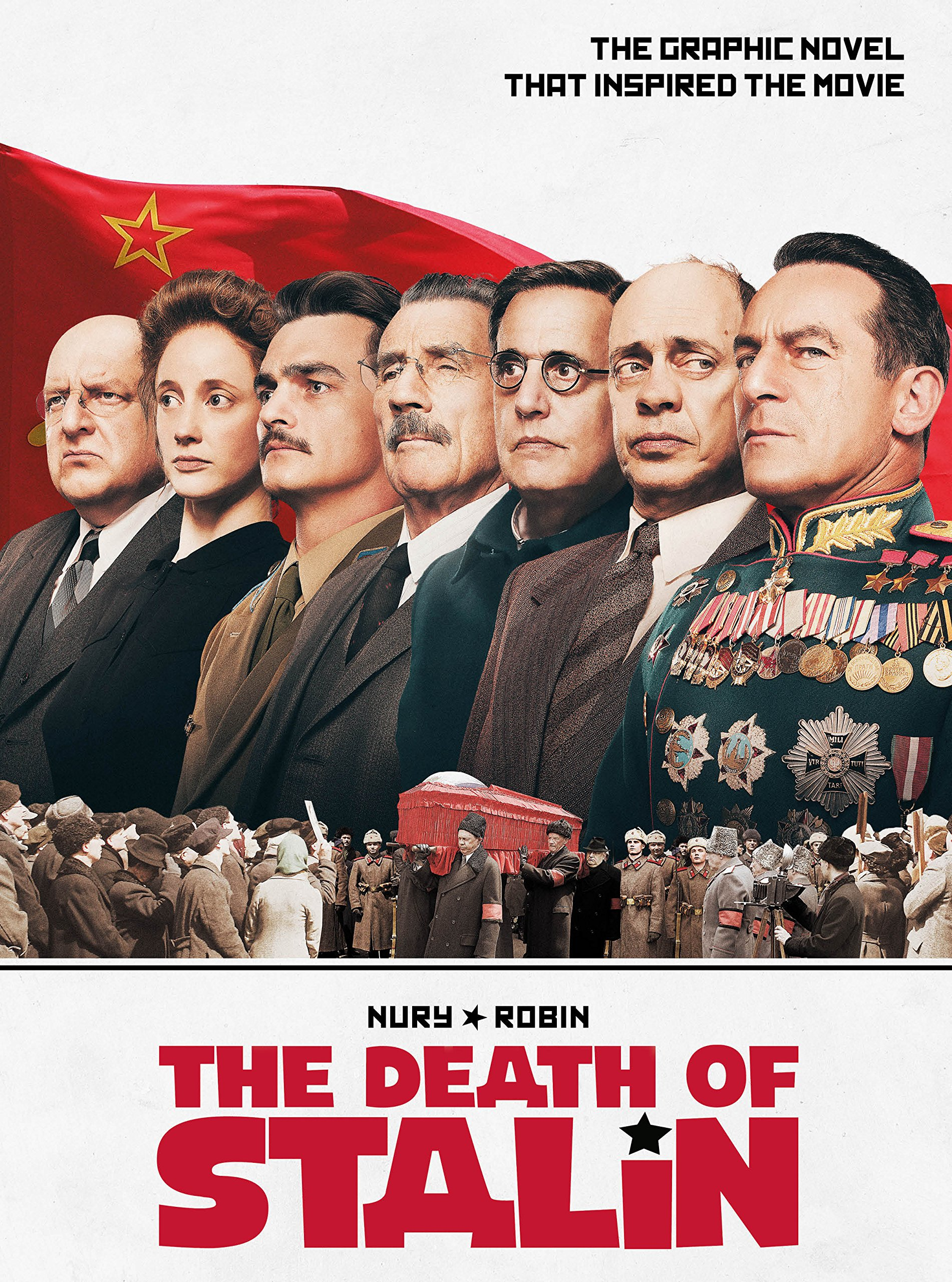 Image result for death of stalin poster