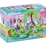 Playmobil - 5444 - Ile des Fées et Fontaine Pierre