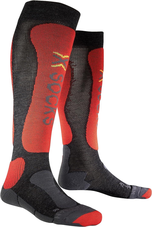 X-SOCKS Comfort Chaussettes Techniques de Ski Multicolore
