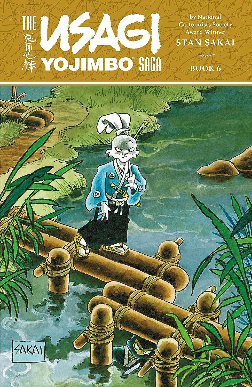 Usagi Yojimbo Saga Volume 6 (The Usagi Yojimbo Saga ...