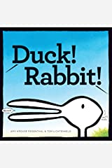 Duck! Rabbit! Kindle Edition