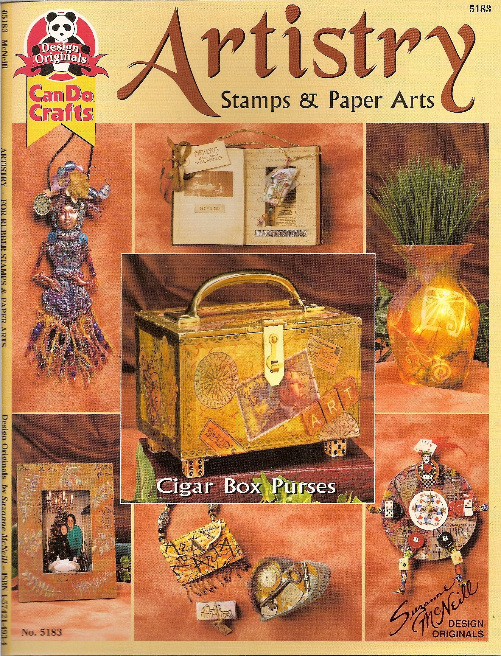 Artistry: Stamps & Paper Arts (Design Originals #5183)