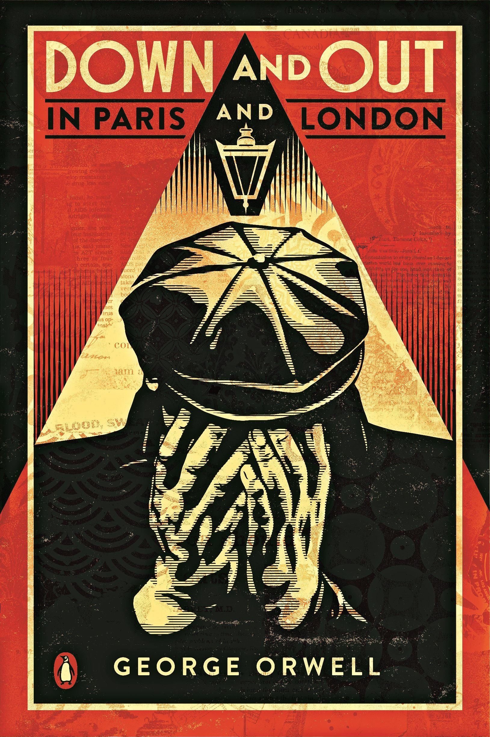 Image result for down and out in paris and london george orwell