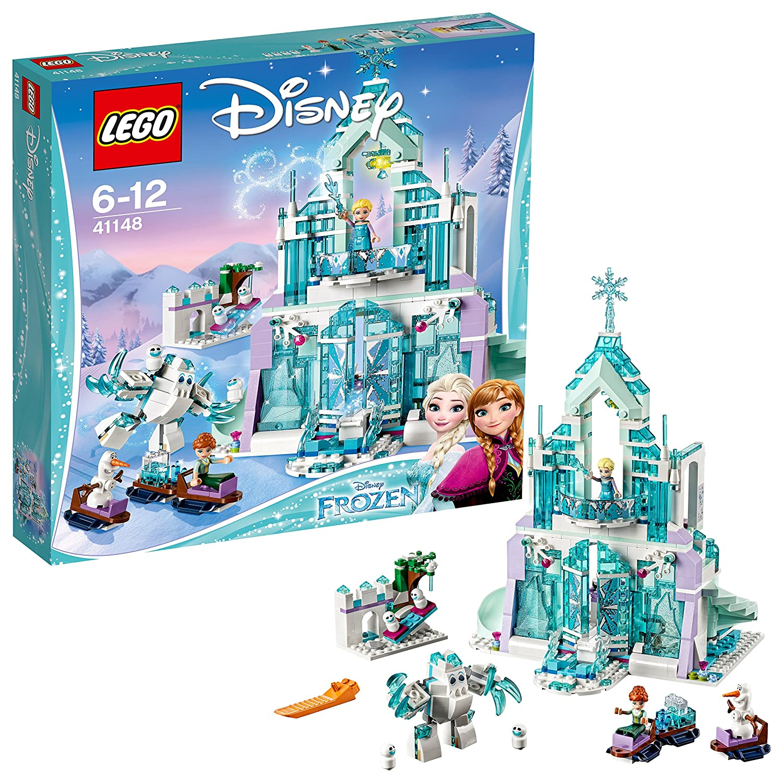 Frozen Schloss Bestseller - Elsas magischer Eispalast