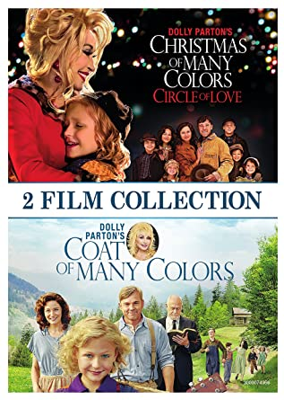Dolly Partons Christmas Of Many Colors Circle Of Love.Amazon Com Dolly Parton S Coat Of Many Colors Christmas Of