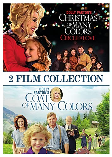 amazoncom dolly partons coat of many colors christmas of many colors circle of love 2 film collection various movies tv - Dolly Parton Coat Of Many Colors Book