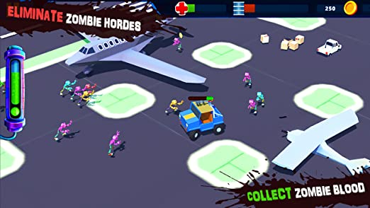 Amazon com: Zombie Car Killer Derby: Survival Roadkill