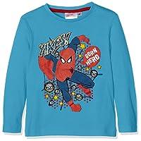 Sun City FR Spiderman, T-Shirt Garçon