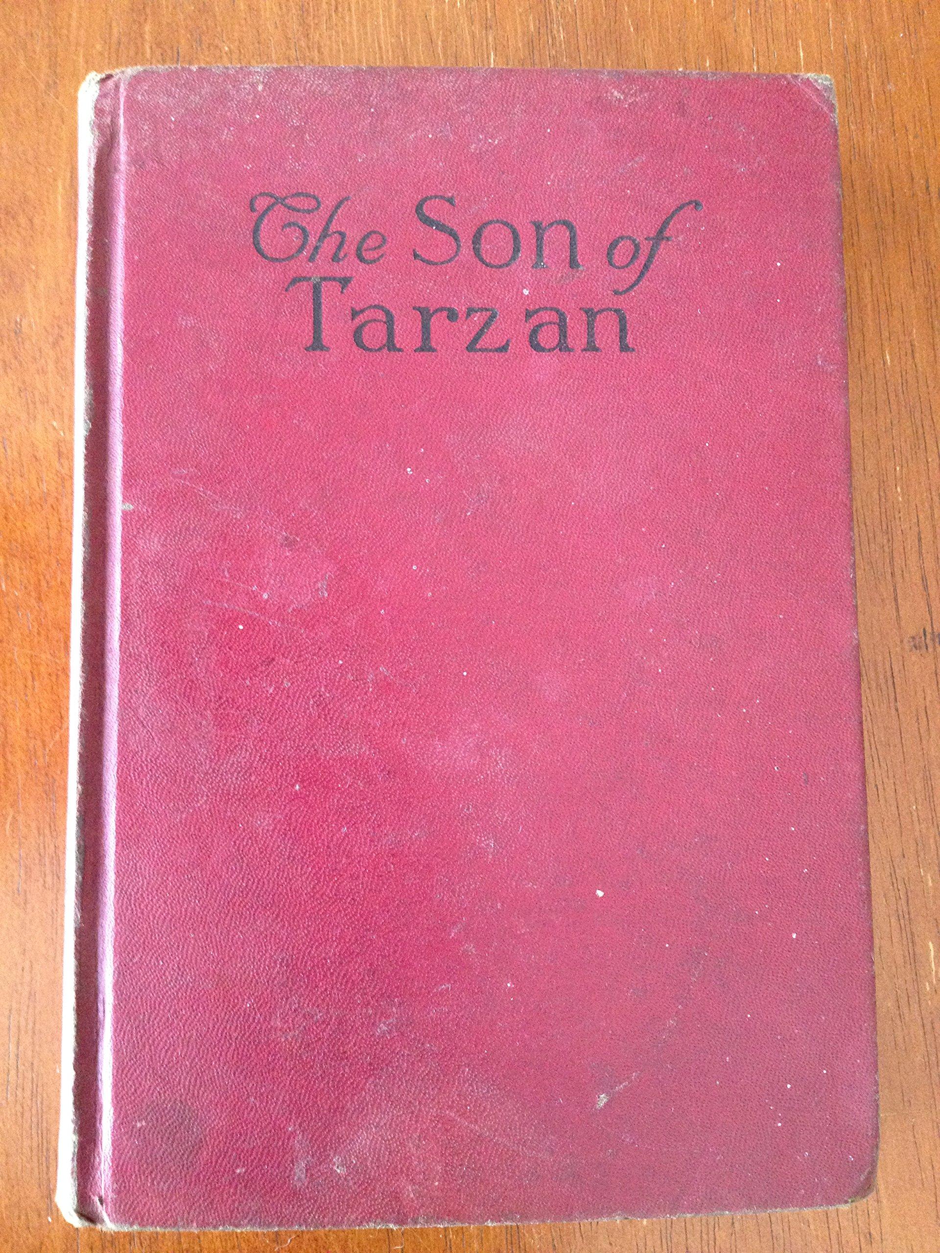 Tarzan of the Apes /& Return of Tarzan by Edgar Burroughs New Deluxe Hardcover