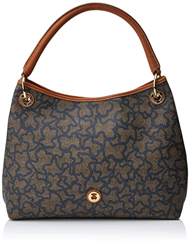 Tous Saca Kaos New Total, Womens Tote, Multicolour (Nude-jeans),