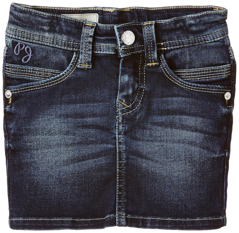Pepe Jeans Saturn Skirt, Falda Para Niñas, Blau (Denim), 2 Años ...
